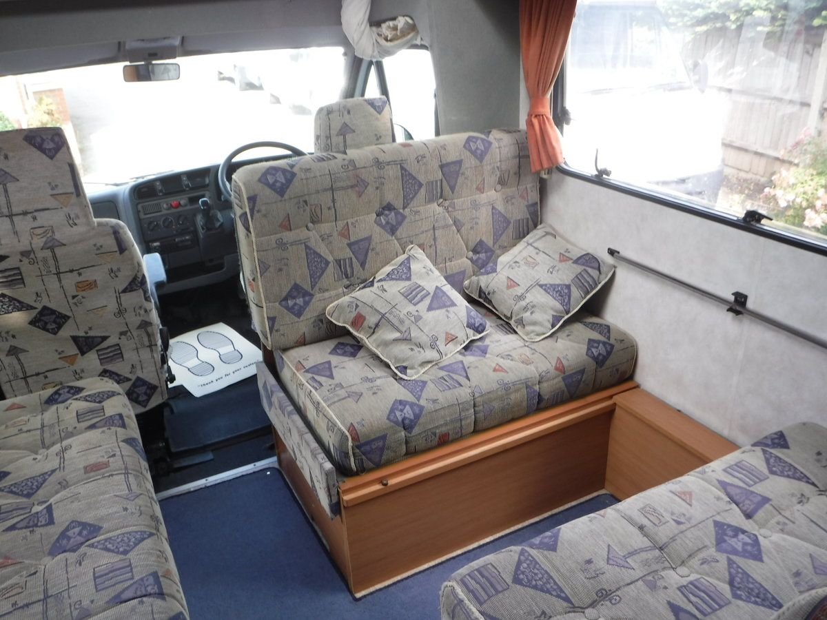 2000 Peugeot BOXER 270 MWB C/C 1.9TD Wayarer Equipe For Sale (picture 3 of 6)