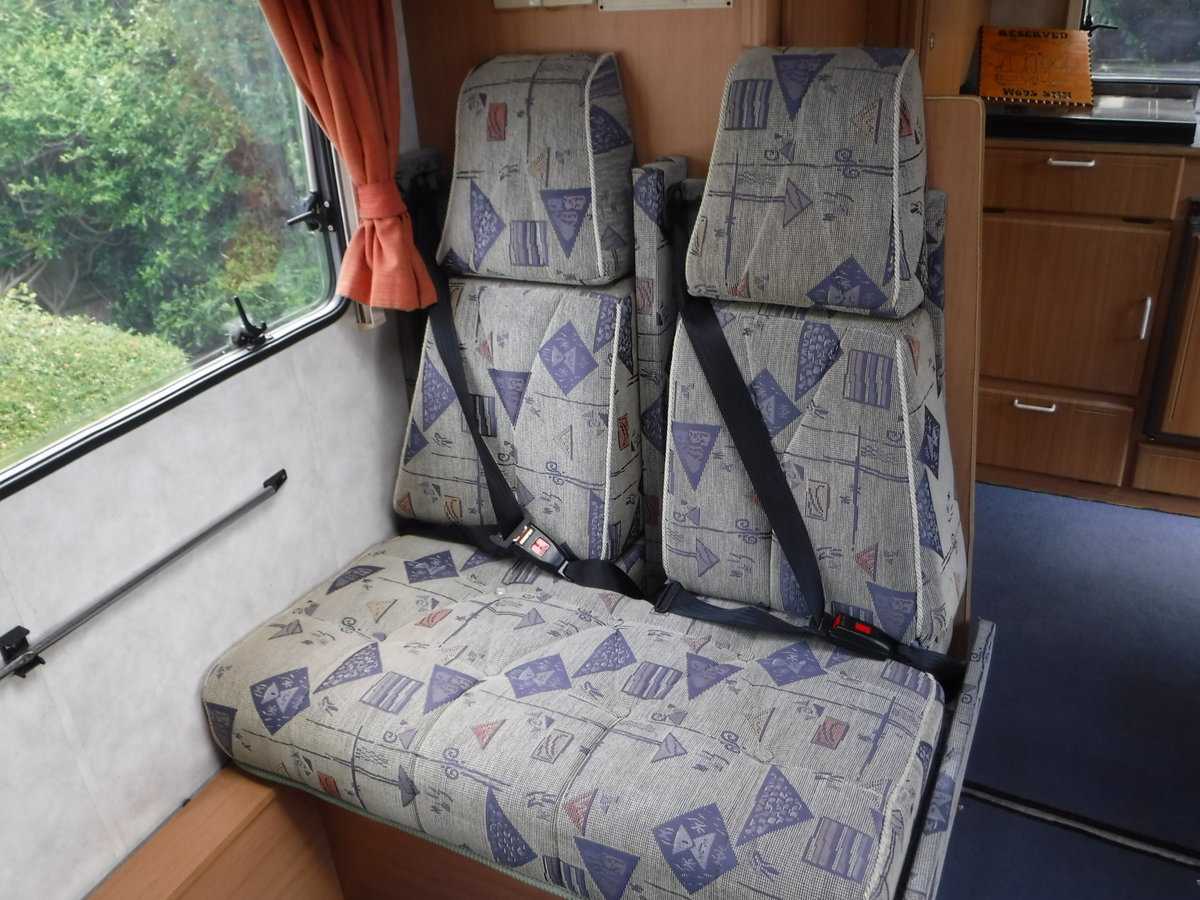 2000 Peugeot BOXER 270 MWB C/C 1.9TD Wayarer Equipe For Sale (picture 4 of 6)