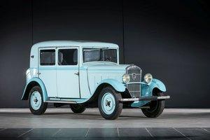 1933  Peugeot 201 C berline - No reserve