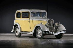 1934  Peugeot 201 BR Coach - No reserve