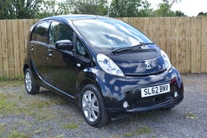 2012 Peugeot iOn - Cheap Electric Runabout!
