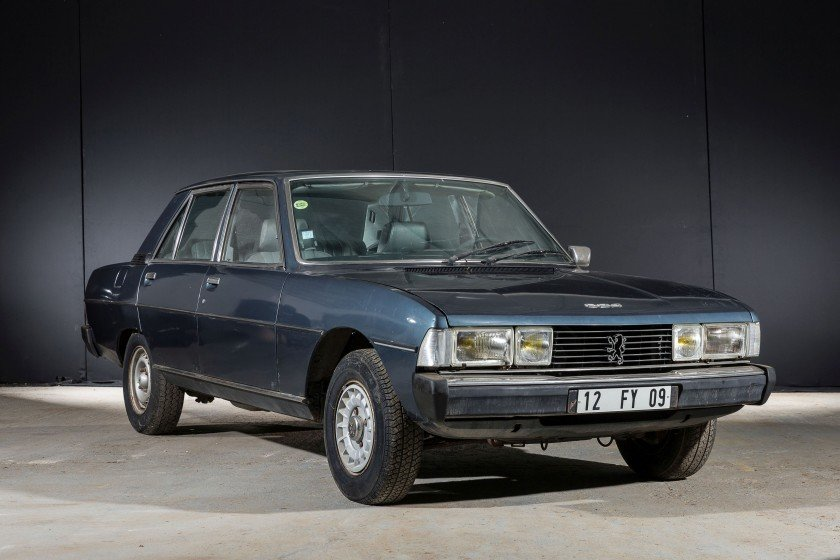 1978 Peugeot 604 V6 Ti - No reserve For Sale by Auction (picture 1 of 6)