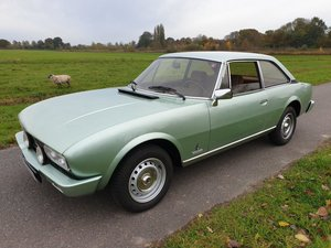 1981 Peugeot 504 Coupe   SOLD