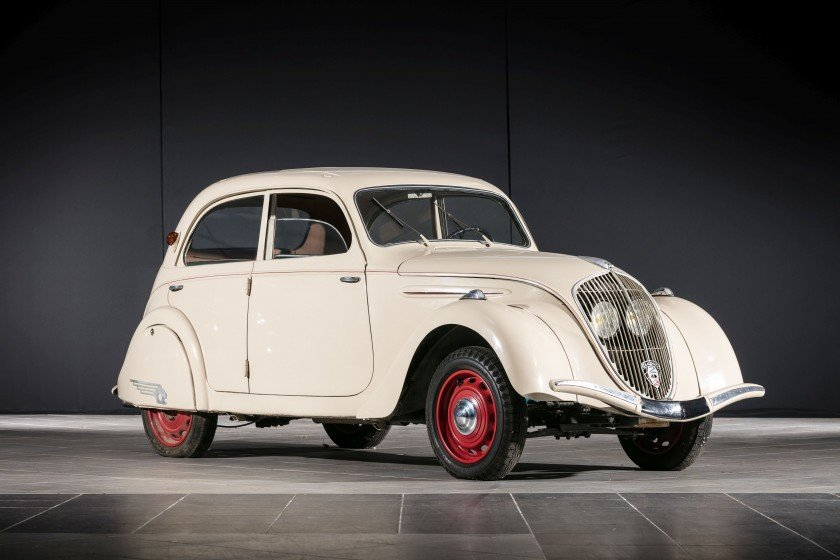 Circa 1940 Peugeot 202 berline - No reserve For Sale by Auction (picture 1 of 6)