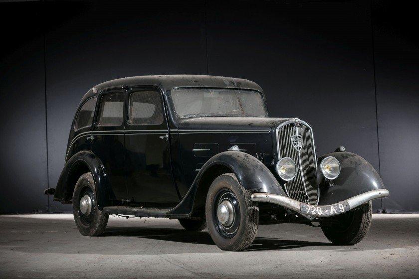 1934 Peugeot 301 D Limousine - No reserve For Sale by Auction (picture 1 of 6)