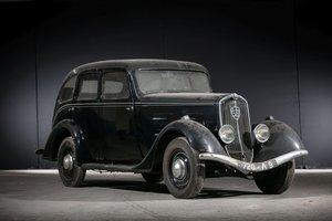 1934 Peugeot 301 D Limousine - No reserve For Sale by Auction
