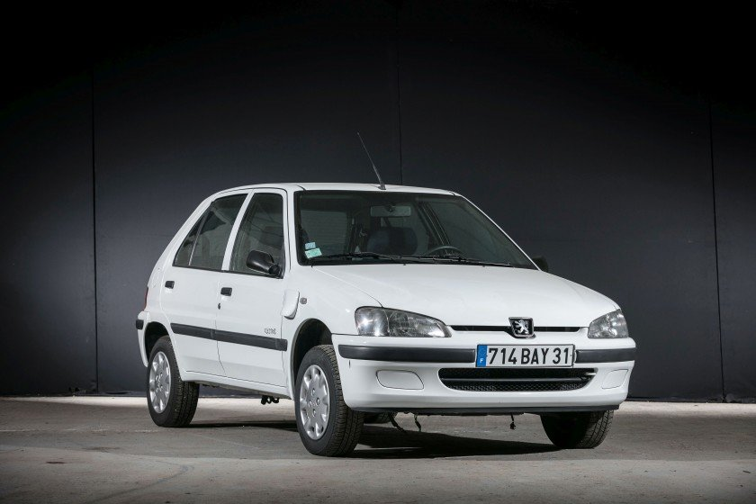 2001 Peugeot 106 Electric - No reserve For Sale by Auction (picture 1 of 6)