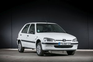 2001  Peugeot 106 Electric - No reserve