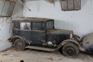 1929 Peugeot 177 R Berline Commerciale Weymann - No reserve For Sale by Auction