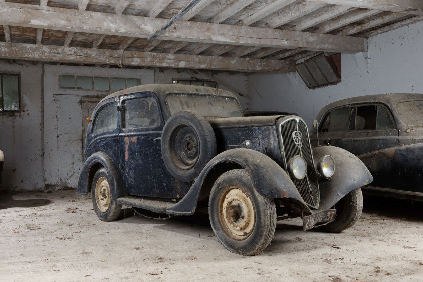 1935 Peugeot 201 D - No reserve For Sale by Auction (picture 1 of 6)