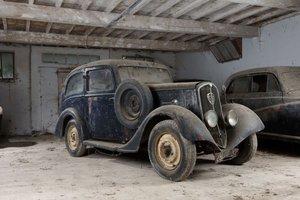 1935  Peugeot 201 D - No reserve