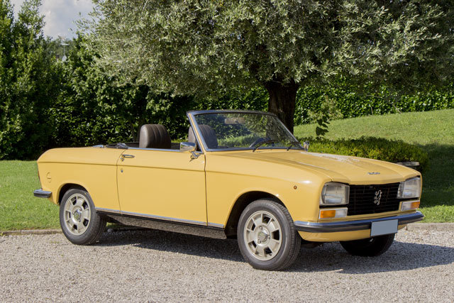 1972 Peugeot 304 Cabriolet For Sale (picture 1 of 6)