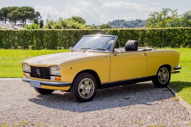 1972 Peugeot 304 Cabriolet For Sale (picture 2 of 6)