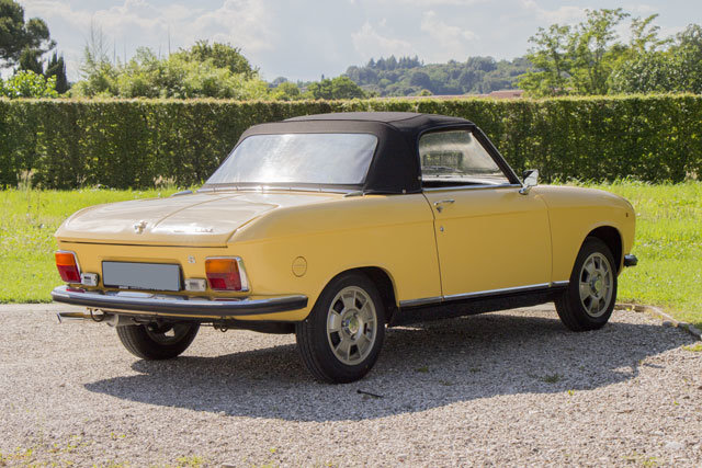 1972 Peugeot 304 Cabriolet For Sale (picture 6 of 6)