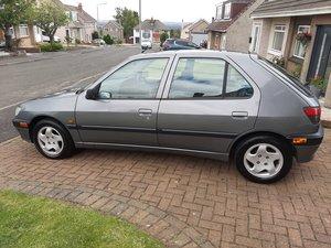 1996 Peugeot 306 XRD Phase 1