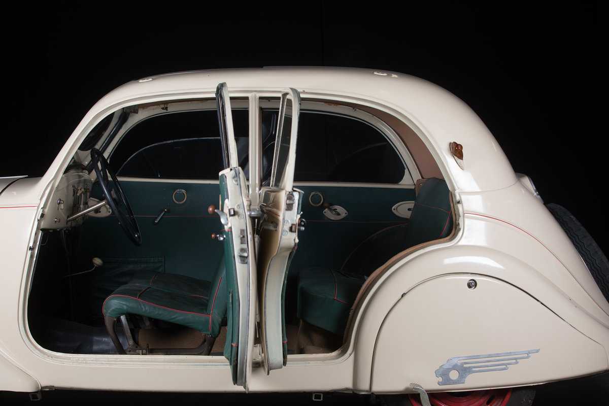 Circa 1940 Peugeot 202 berline - No reserve For Sale by Auction (picture 3 of 6)