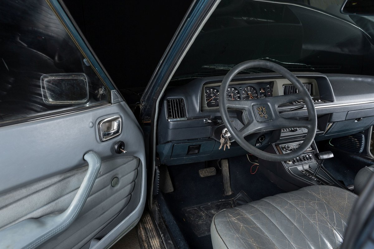 1978 Peugeot 604 V6 Ti - No reserve For Sale by Auction (picture 2 of 6)