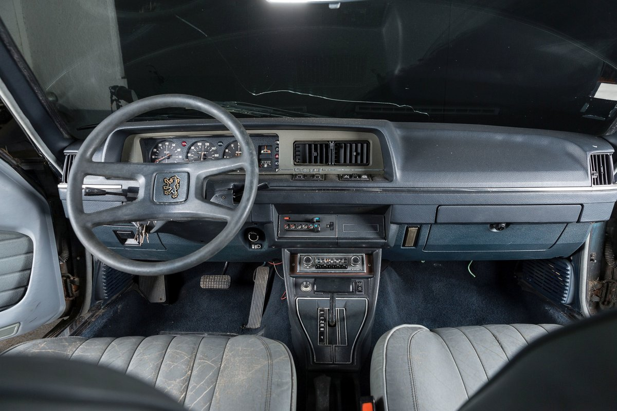 1978 Peugeot 604 V6 Ti - No reserve For Sale by Auction (picture 3 of 6)