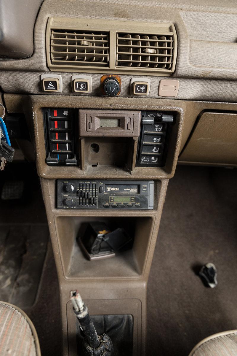 1986 Peugeot 205 XT 3 portes - No reserve For Sale by Auction (picture 5 of 6)