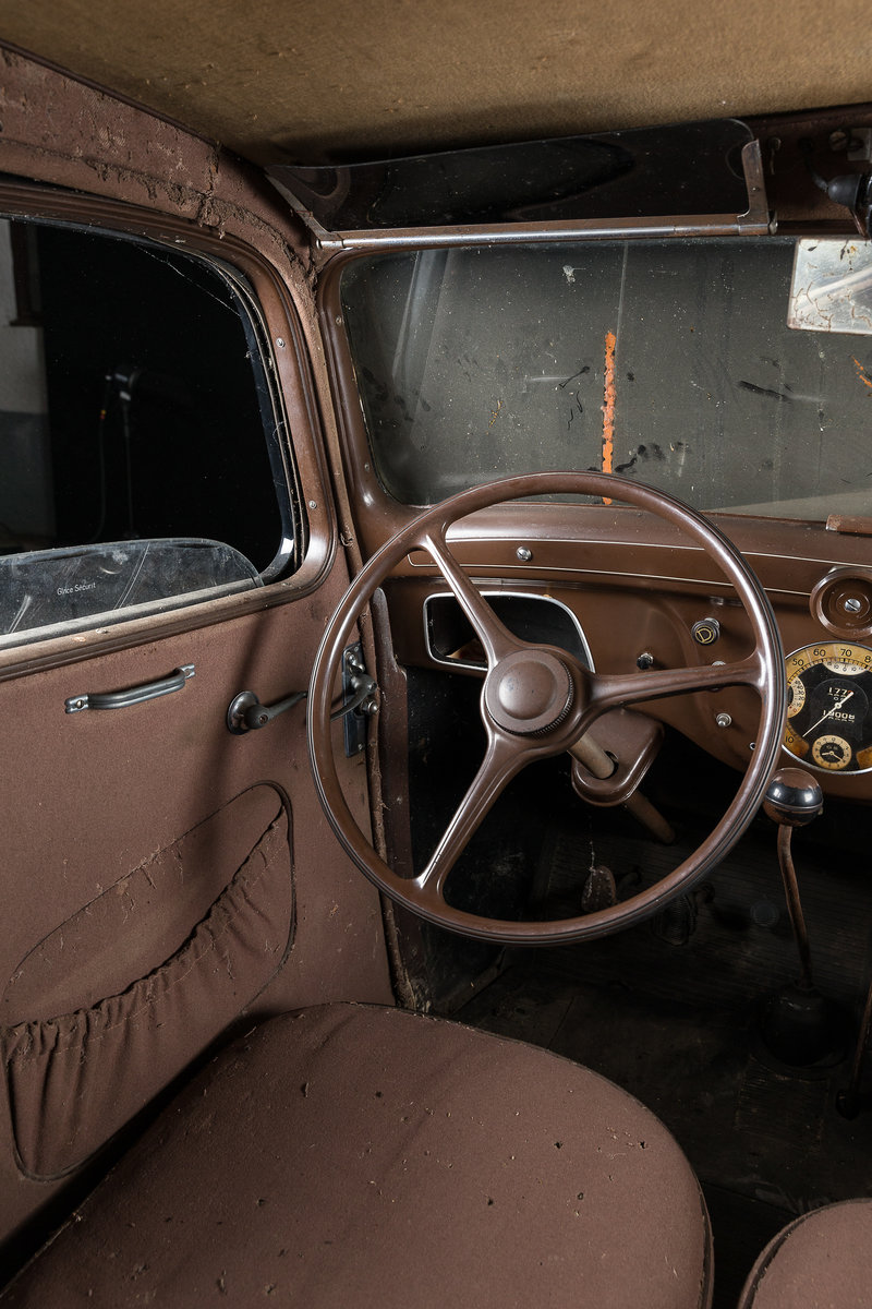 1934 Peugeot 301 D Limousine - No reserve For Sale by Auction (picture 4 of 6)