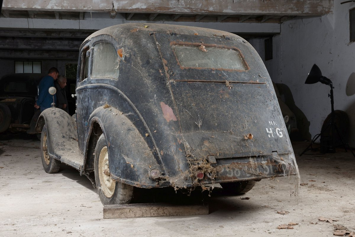 1935 Peugeot 201 D - No reserve For Sale by Auction (picture 4 of 6)