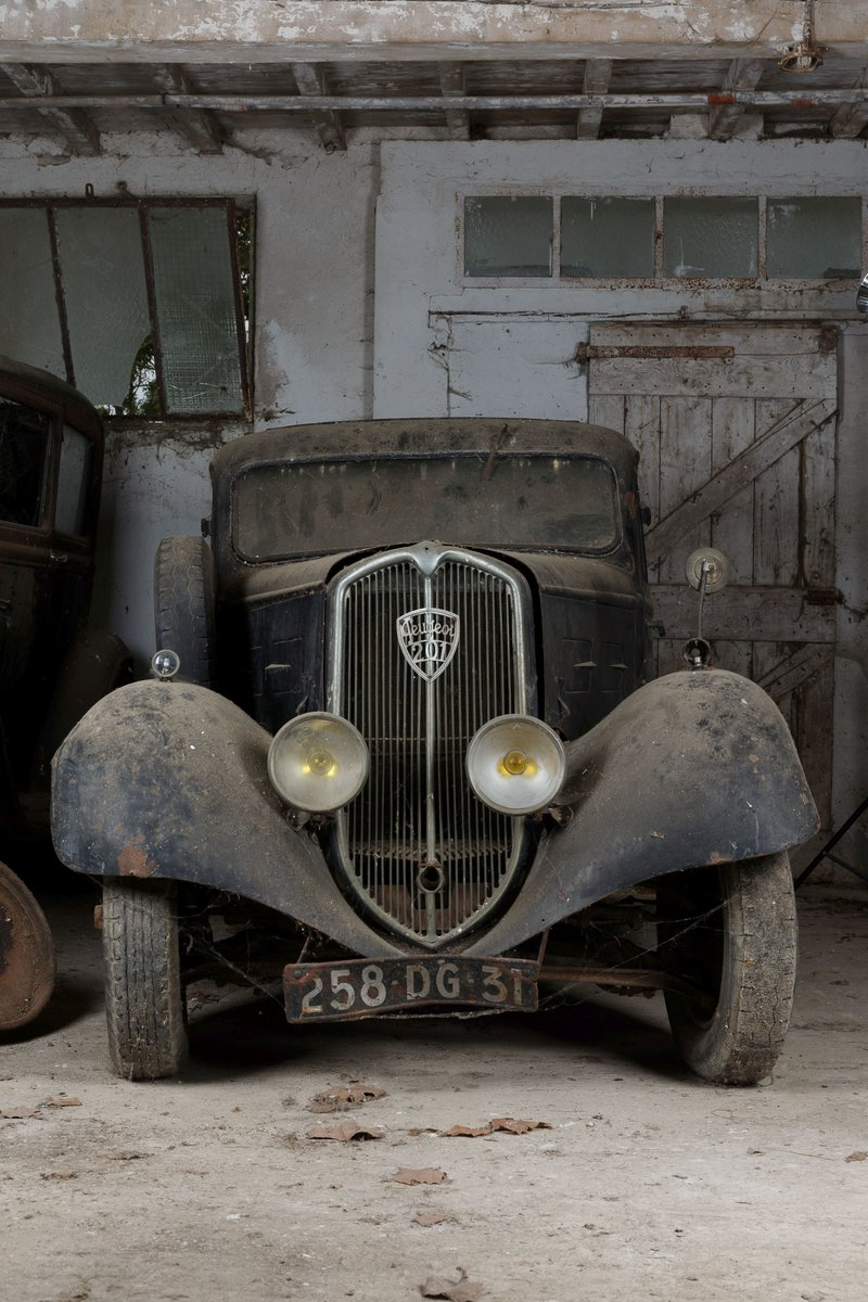 1935 Peugeot 201 D - No reserve For Sale by Auction (picture 5 of 6)