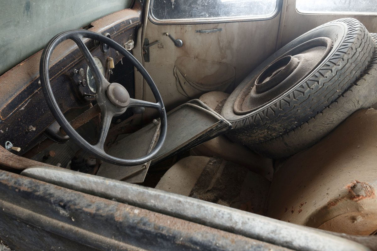 1935 Peugeot 201 D - No reserve For Sale by Auction (picture 6 of 6)