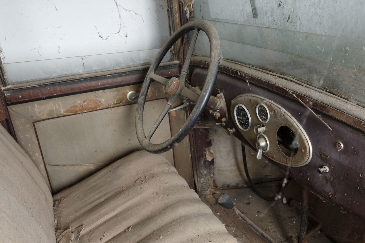 1929 Peugeot 177 R Berline Commerciale Weymann - No reserve For Sale by Auction (picture 2 of 6)