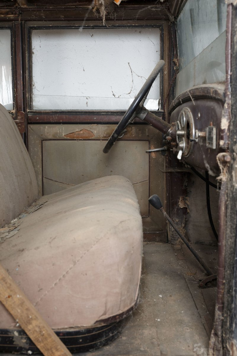 1929 Peugeot 177 R Berline Commerciale Weymann - No reserve For Sale by Auction (picture 5 of 6)