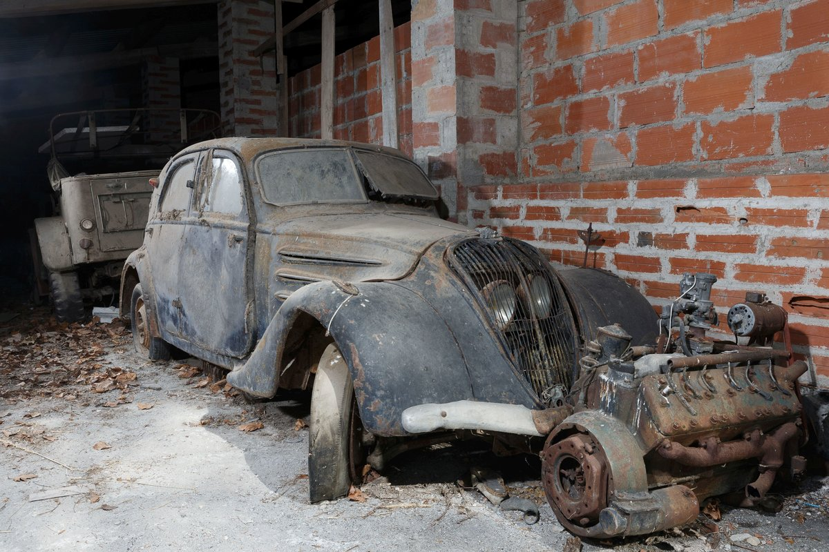 1938 Peugeot 302 Berline - No reserve For Sale by Auction (picture 3 of 6)