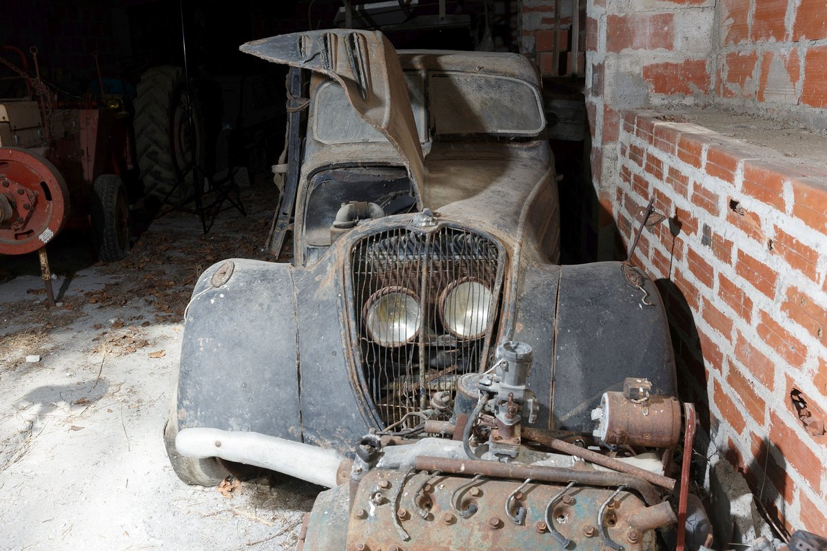 1938 Peugeot 302 Berline - No reserve For Sale by Auction (picture 6 of 6)