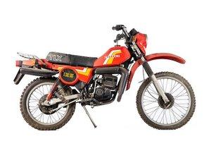 1982 C. PEUGEOT TLX 125 (LOT 535)
