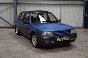 1991 Mint Condition Peugeot 309 GTI 5 Door