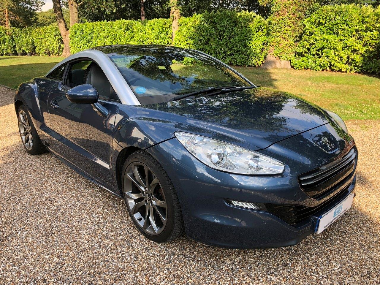 2013 Peugeot RCZ GT 156 1.6 Turbo 6-Speed Manual SOLD (picture 1 of 6)