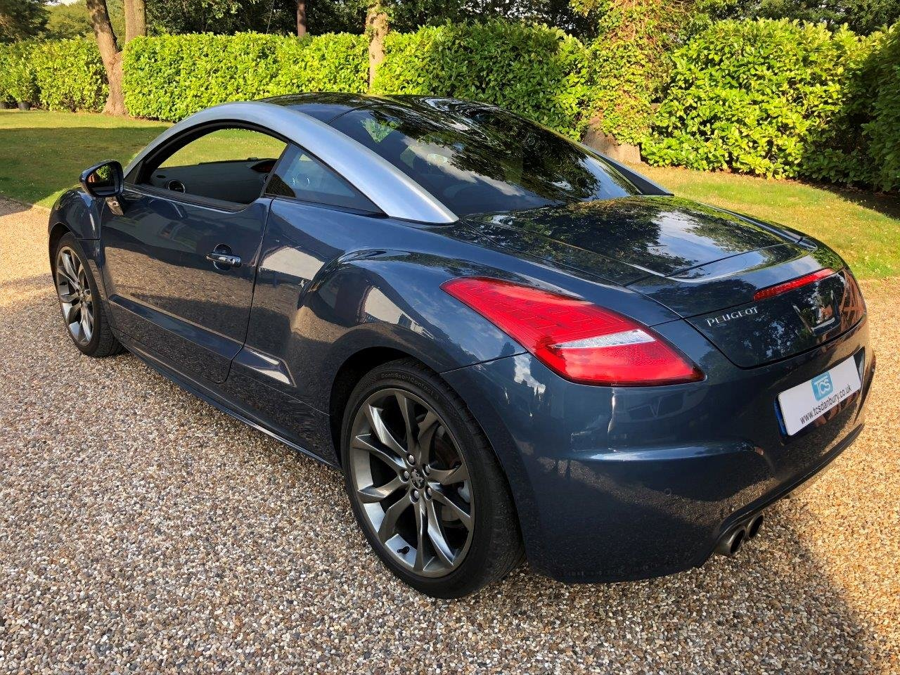 2013 Peugeot RCZ GT 156 1.6 Turbo 6-Speed Manual SOLD (picture 2 of 6)