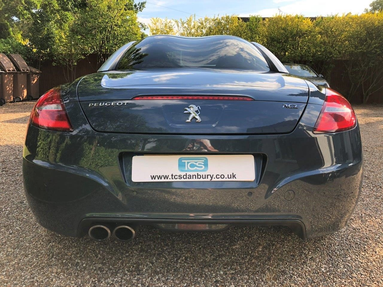 2013 Peugeot RCZ GT 156 1.6 Turbo 6-Speed Manual SOLD (picture 5 of 6)