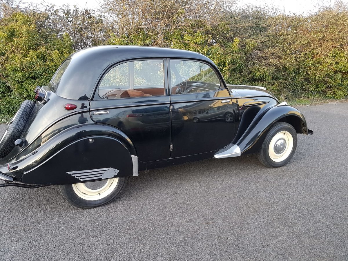 1949 Peugeot 202 For Sale (picture 1 of 4)