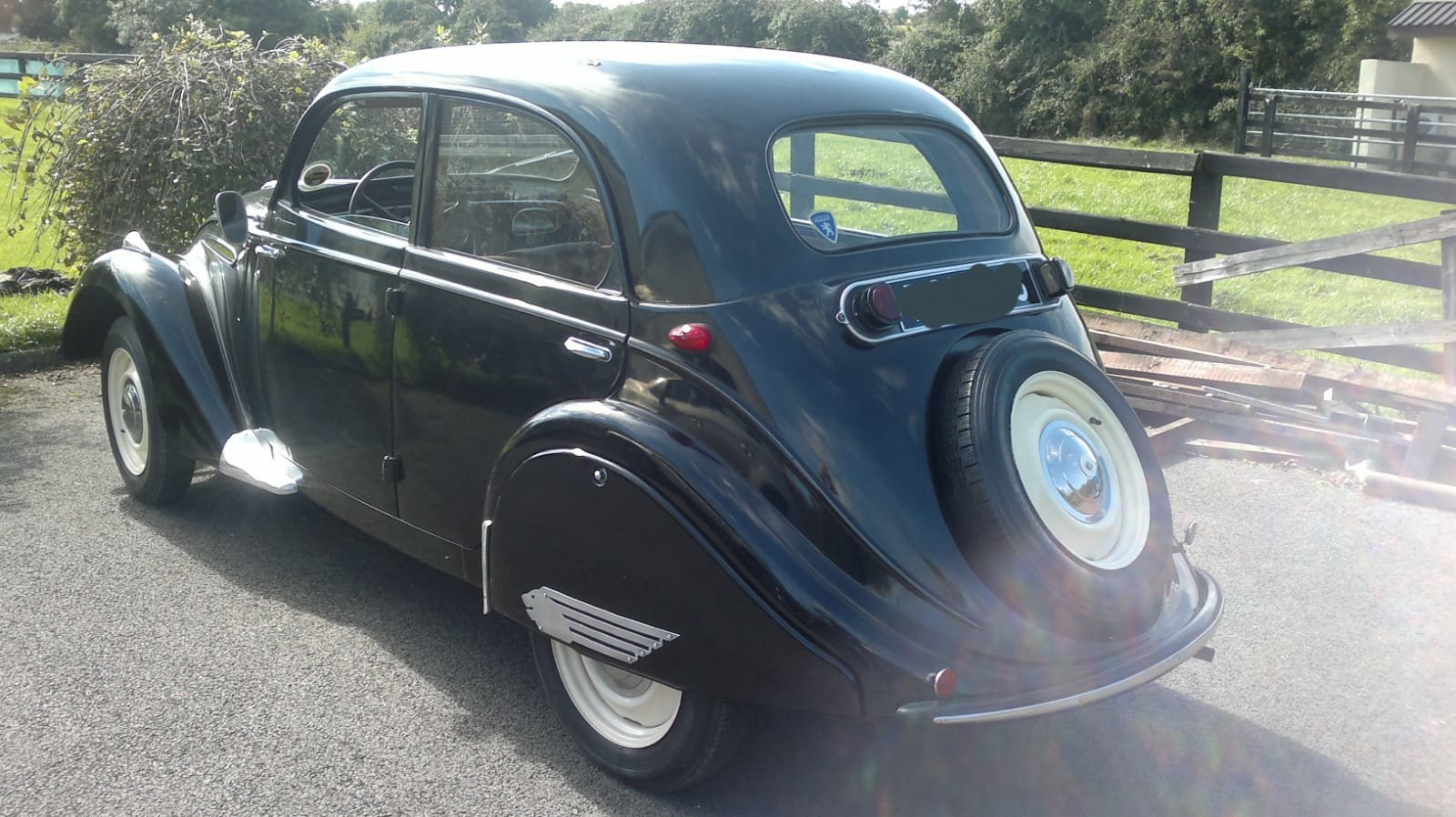 1949 Peugeot 202 For Sale (picture 3 of 4)