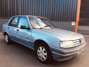 Picture of 1992 PEUGEOT 309 1.9D STYLE 17,000 GENUINE MILEAGE For Sale
