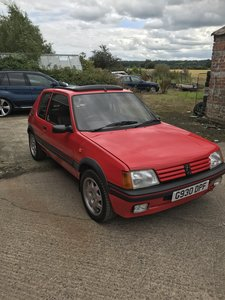 Picture of 1990 205GTI 1.9