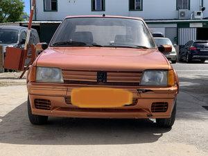 1989 Peugeot 205 Rallye