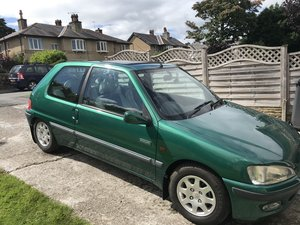 Picture of 1996 Peugeot 106 Roland Garros