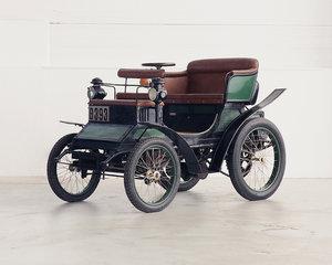 Peugeot Type 26 Voiturette a trois places