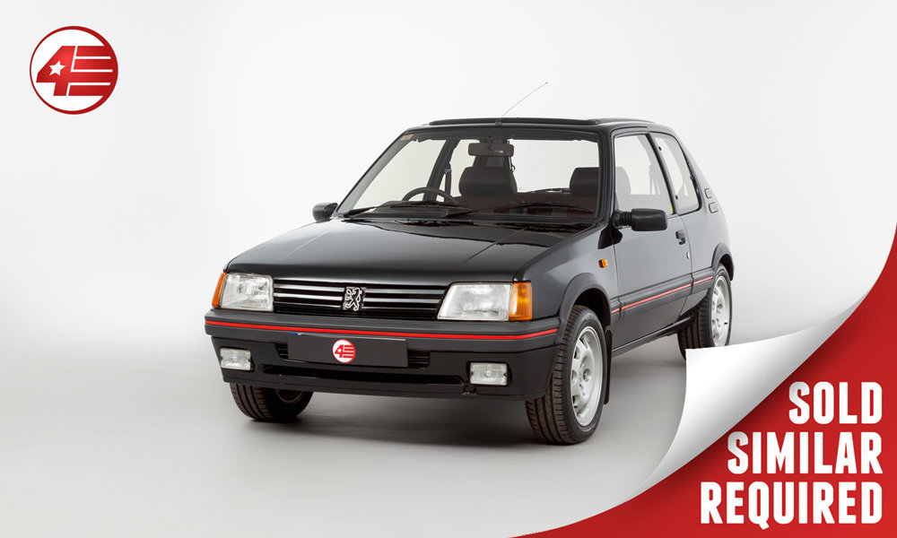 1990 Peugeot 205 GTI 1.9 /// Outstanding /// 64k Miles SOLD (picture 1 of 3)