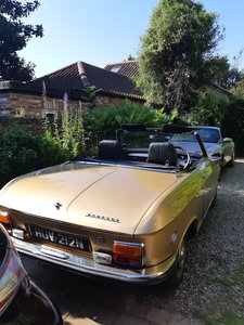 Picture of 1975 Peugeot 304s cabriolet