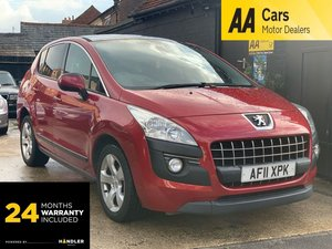 Picture of 2011 Peugeot 3008 1.6 HDi FAP Envy 5dr SOLD