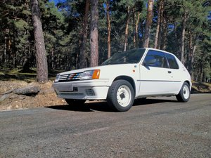 1989 Unique Peugeot 205 rallye 1.3 one owner,concourse!