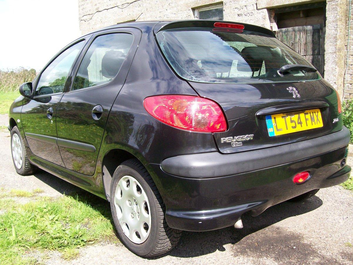 Peugeot 206 S 2004 reg. 1.4 Spares Parts wing bonnet door For Sale (picture 3 of 6)