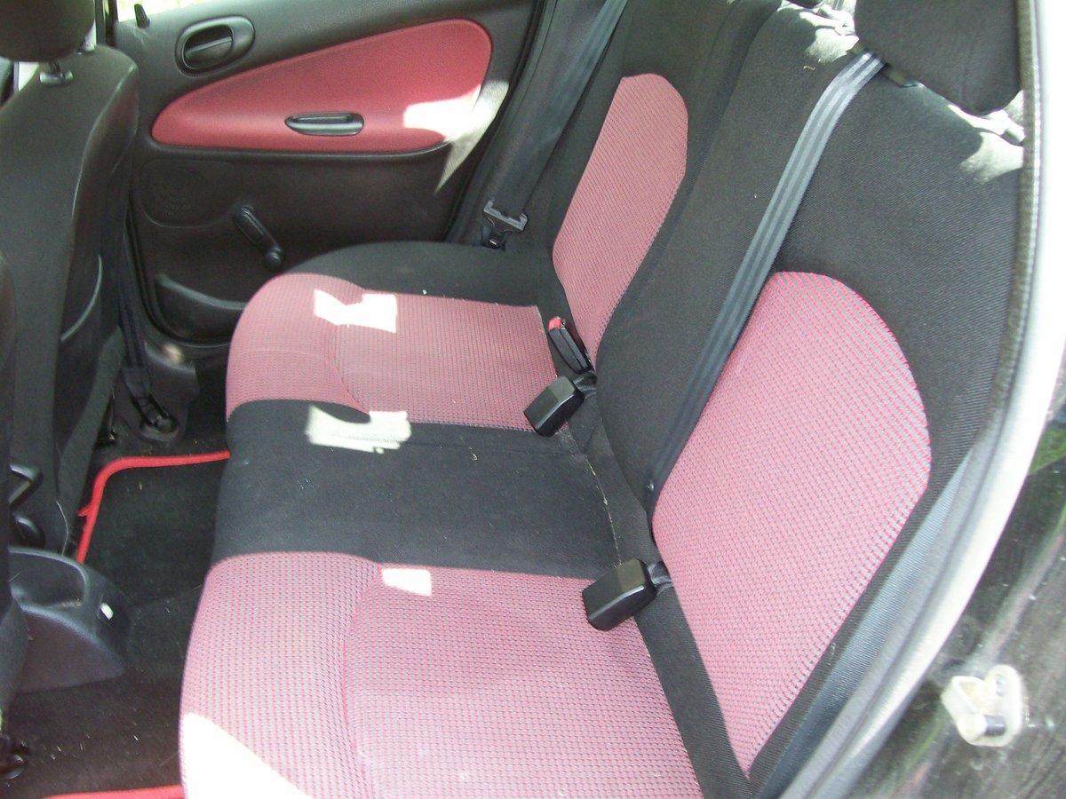 Peugeot 206 S 2004 reg. 1.4 Spares Parts wing bonnet door For Sale (picture 5 of 6)
