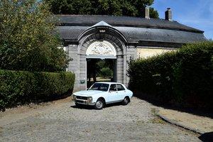 1970 Peugeot 504 berline